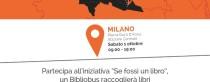 """La Grangia partecipa all'iniziativa """"Se fossi un libro"""", sabato 1 ottobre, a Milano, in Piazza Duca d'Aosta (Stazione Centrale) dalle 9.00 alle 18.00"""