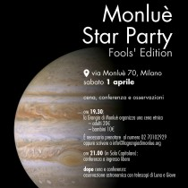 Monluè Star Party Fools' edition