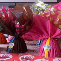 A Pasqua regala le campane di cioccolato che sostengono la Grangia