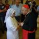 Il saluto della Grangia al Cardinal Tettamanzi