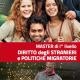 Al via la seconda edizione del Master in Diritto degli stranieri e politiche migratorie